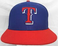 Texas Rangers MLB New Era 59fifty 7&1/8 fitted cap/hat