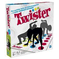Hasbro Spiel Twister Bekanntes Verrenkungsspiel mit Verknotungsgefahr