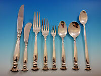 Romance of the Sea by Wallace Sterling Silver Flatware Set 12 Service 108 pieces