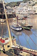 BT17754 polperro ship bateaux cornwall    uk