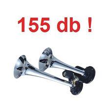 CORNE DE BRUME PUISSANCE INCROYABLE 155db !!! HORNBLASTER LOCOMOTIVE! LE TOP!
