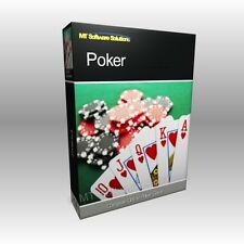 Poker Texas Holdem PC Game Software Computer Program