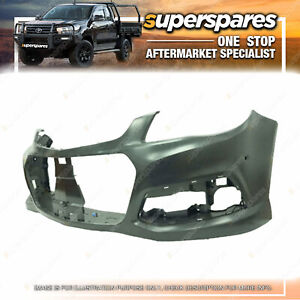 Superspares Front Bumper Bar Cover for Holden Commodore VF SS-SSV-SV6