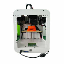 3D Printers with Enclosed Build Plate