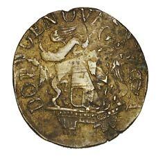 ITALIA GENOVA Peso monetale Doppia di Genova - Errore Mint Error Multiple Struck