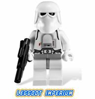 LEGO Star Wars Minifigure - Hoth Snowtrooper - minifig sw115 FREE POST