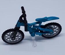 66960 Bicicleta montaña adulto azul playmobil
