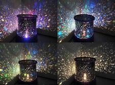 Romantic LED Starry Night Sky Projector Lamp Star Light Master Great OPP