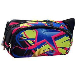 Fanny Pack Waist Belt Bag for Women and Men Outdoor Sport Travel Purse Hip Pouch