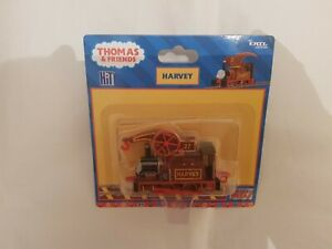 Thomas The Tank Engine & Friends ERTL HARVEY TRAIN DIECAST NEW AND SEALED 2003