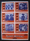 THREE AMIGOS 1986 Orig Australian movie poster Steve Martin Chevy Chase comedy