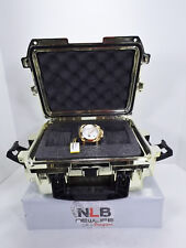 Invicta 24686 Disney Limited Edition Mickey Mouse 48mm Watch W/ GOLD CHROME CASE