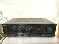 Sony TA-F210 Integrated Stereo Amplifier Verstärker