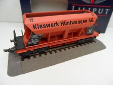 Liliput L224644 - HO - SBB - Kieswagen Hüntwangen - Ep. IV - TOP in OVP - #6211