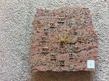 Pendule sur plaque de marbre Décoratif vintage (4)