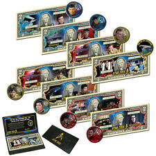 "Star Trek""  Coin & Currency Collection (The Complete Collection)"