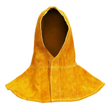 Sealey Ssp145 Leather Welding Safety Hood Heavy Duty Protection One Size