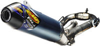 FMF Racing Exhaust Anodized Factory 4.1 RCT Full System Yamaha YZ450F 044412