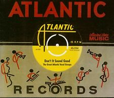 Various - Don't It Sound Good - The Great Atlantic Vocal Groups Vol.1 (2-CD) ...