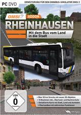 OMSI 2 - RHEINHAUSEN (Espansione) PC NUOVO + conf. orig.