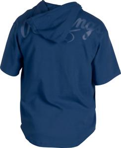 Rawlings Mens Gold Collection Series SS Hoodie NAVY XL