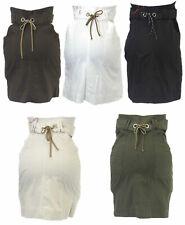 Elly B by OLIAN Maternity Women's High Waist Pencil Skirt $82 NWT
