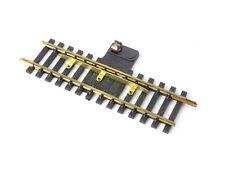 FLEISCHMANN RAIL DE CONTACT LAITON 102 mm. REF. 1700/2 SN- ECHELLE H0 1/87