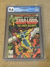 Marvel Spotlight 6 CGC 9.6 OW/White Pages (1st app of Star-Lord!!)
