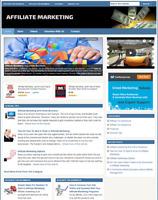 AFFILIATE MARKETING - Responsive Niche Website For Sale - Newbie Friendly