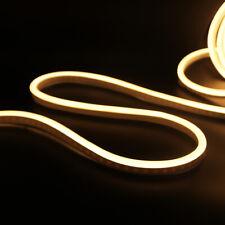 230V 2835 Neon LED Strip Streifen Lichtleiste Lichtband Schlauch Außen 1m-100m