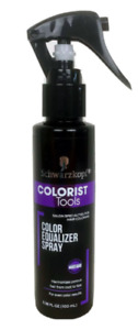 Schwarzkopf Colorist Tools Color Equalizer Spray-Even Color -Home Haircoloring