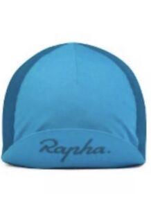 Rapha Tricolour Cap Dark Blue/Green BNWT Size S/M