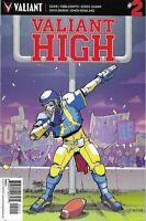 Valiant High Comic 2 Cover A David Lafuente 2018 Daniel Kibblesmith Derek Charm