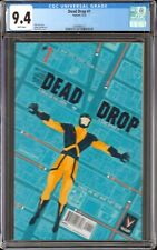 Dead Drop #1 (Valiant, 2015) CGC 9.4