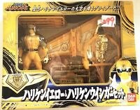 Land Ninja Hurricane Yellow ~ Sentai Hurricanger Power Rangers Ninja Storm