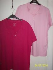 No Pattern Collared Tops & Shirts Size Tall for Women