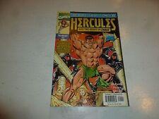 HERCULES & THE HEART OF CHAOS Comic - Vol 1 - No 1 - Date 08/1997 - Marvel Comic