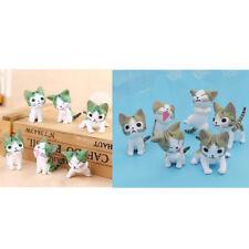 Anime Chi's Sweet Home Kitten Cat Home Decor Models Doll Toy Figure Gift Mini