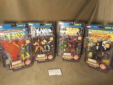 Toybiz MARVEL LEGENDS SERIES 6 VI Deadpool Punisher Wolverine Phoenix Unopened