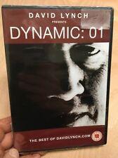 Dynamic: 01-Best Of DavidLynch.com(R2 DVD)New+Sealed Short Films+Experiments