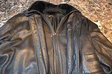 Veste Agnès b, cuir de cerf gris argenté | eBay