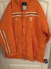 Adidas Tennessee Volunteers Vols Sideline Football Jacket Size 2XL