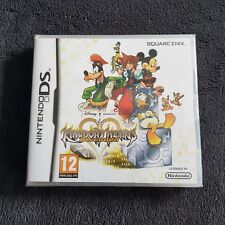 Jeu Nintendo DS Kingdom Hearts Re:coded FAH neuf sous blister