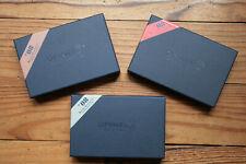Opinel Luxe N°8 Bouleau Lamellé Coffret aux choix rouge, gris ou brun