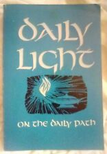 Daily Light On The Daily Path Christian Devotional Paperback Book