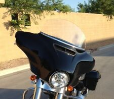"10"" Clear Windshield 2014-Current, Harley, Street Glide,  FLHR FLHT FLHX TOURING"