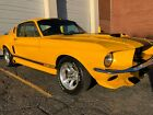 1967 Ford Mustang  1967 Ford Mustang fastback Gt350 tribute