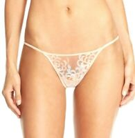 * NWT Josie Natori Couture Prism Thong Med
