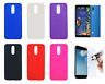 """Case Cover Gel TPU Silicone LG K40 (4G) 5.7"""" + Optional Protector"""