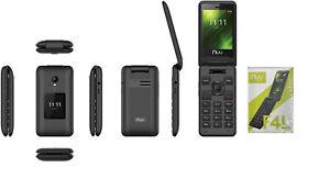 NUU Mobile F4L LTE Flip Phone Verizon CDMA + GSM Unlocked Cell Phone  S2801L